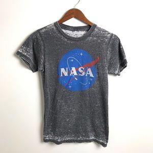 NASA tshirt, sz S